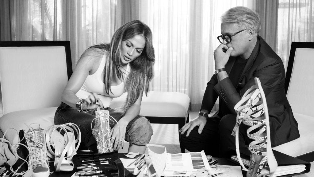 Jennifer Lopez per Giuseppe Zanotti