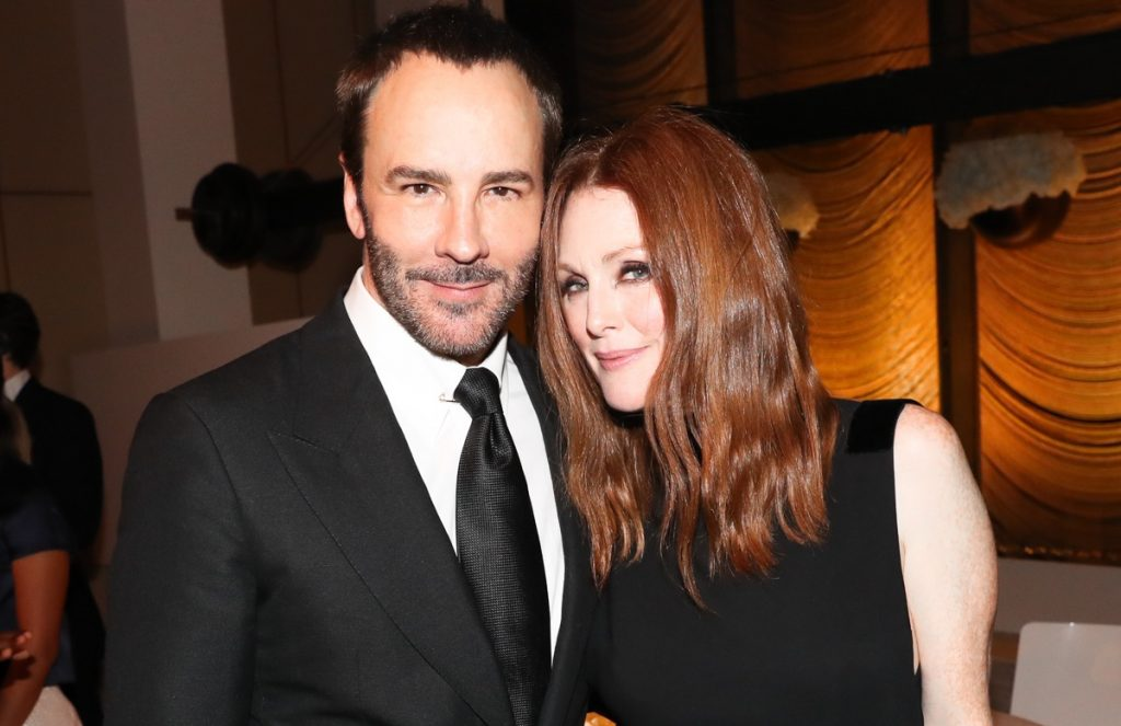 Tom Ford, Julianne Moore
