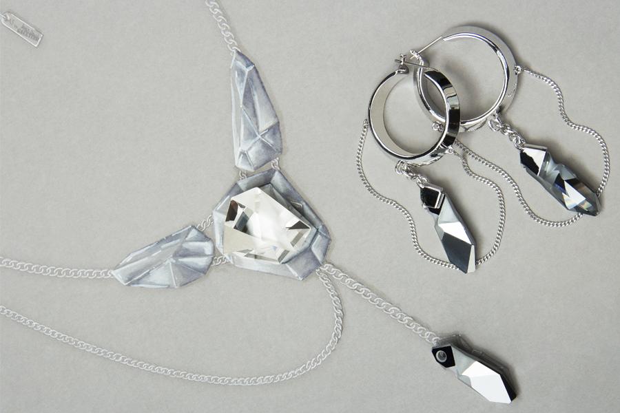 Jean Paul Gaultier per Swarovski