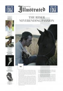 Equestrian Illustrated 2 Cover