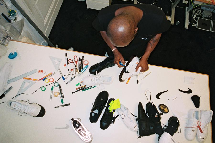 Virgil Abloh_Nike The Ten_EVIDENZA