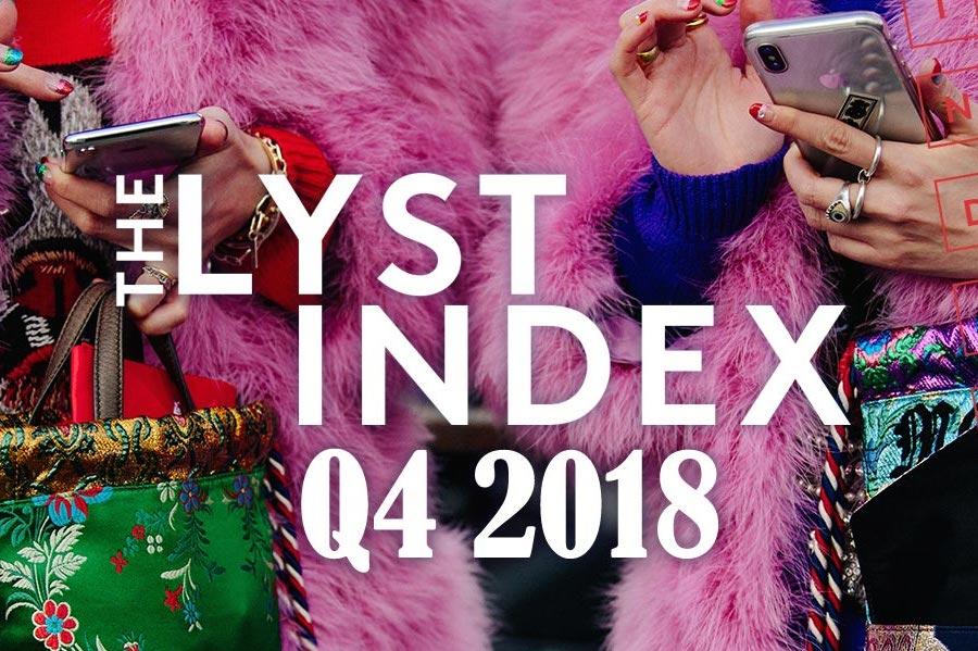 LYST INDEX Q4 2018